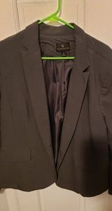 Charcoal Gray Worthington blazer 20